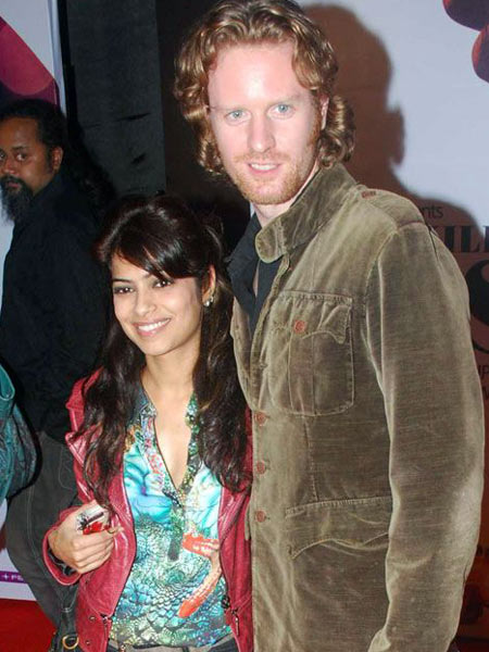 shweta keswani with alex onell