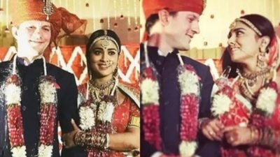 Shriya Saran married